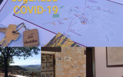 Protocolos seguridad COVID 19 para nuestra CASA.